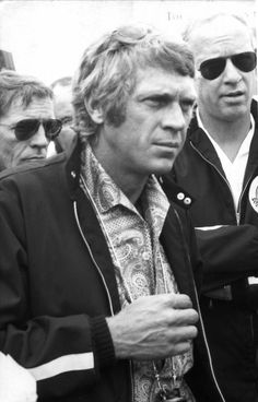 Steve McQueen aux 24 Heures du Mans 1968