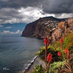 To bid farewell to Madeira · Cabo Girão ¦ pilago