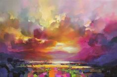 scottish landscape by Scott Naismith