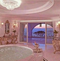luxury interior house design for you 32 > Home Simple Dream Bathrooms, Dream Rooms, Luxury Bathrooms, Mansion Bathrooms, Pink Bathrooms, My New Room, My Room, Aesthetic Rooms, Pink Aesthetic