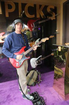Pete Wentz, Joy Bryant spotted at Hard Rock Hotel at Coachella