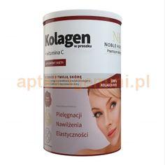 Noble Health, Kolagen w proszku z witaminą C, 100g