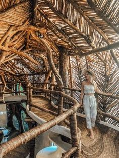 A Look Inside Azulik Tulum Treehouse Eco Resort – Tripping with my Bff Mexico Vacation, Mexico Travel, Vacation Spots, Mexico Honeymoon, Azulik Hotel Tulum, Tulum Mexico Resorts, Oh The Places You'll Go, Places To Travel, Travel Destinations
