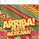 Mini Pastilha Docile Festa Mexicana