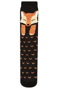 Fox Socks, http://lifeandswing.wordpress.com/2013/10/15/fantastic-mr-fox/
