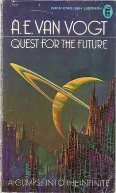 Quest for the Future by A.E. van Vogt - Google Search