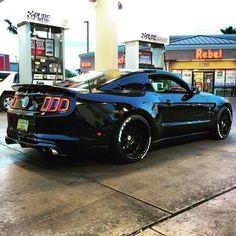 Killer Custom Mustangs Daily at: http://hot-cars.org/