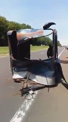 Horrific Trailer Accident Causes 2 Horse Deaths