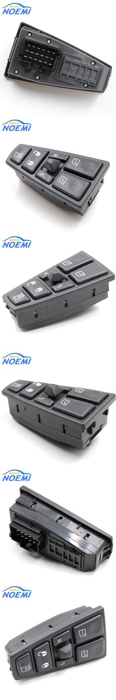 YAOPEI 20752918 21543897 New Master Control Window Switch For Volvo Truck FH12 FM VNL 21277587 20568857 20452017
