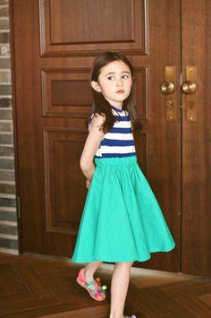 Amber Hazy Dress (2C)