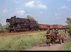 RailPictures.Net Photo: Deutsche Reichsbahn 52.80 at Belzig, Germany by J Neu, Berlin