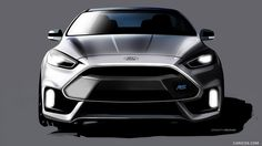 2016 Ford Focus RS Wallpaper