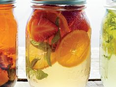 1604 Chamomile-Strawberry-Orange Cold-Brewed Tea