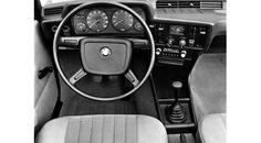 BMW 3-er E21 interior
