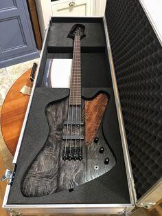 Icarus Bass - Ambler Custom Guitars