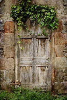 Staré dveře Christine Lake
