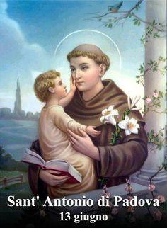 Sant'Antonio nacque a Lisbona nel 1195 da genitori favoriti da Dio di ricchezze spirituali e di un certo benessere. Dopo la prima educazione...