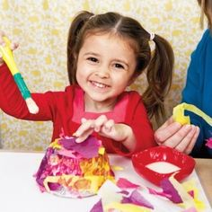 40 toddler crafts