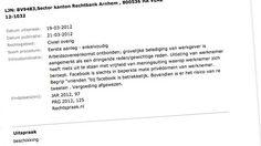 Blokker Facebook zaak  Wat moet men schrijven over de baas op Facebook om ontslagen te worden? Dit artikel gaat over de inmiddels beruchte Blokker-zaak.