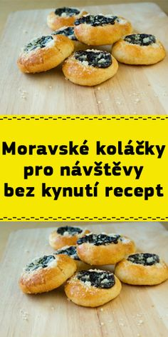 Czech Recipes, Bagel, Hamburger, Food And Drink, Bread, Hamburgers, Bakeries, Breads, Loose Meat Sandwiches