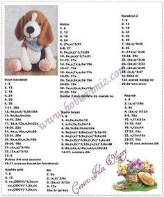 Fabric Doll Pattern, Dog Pattern, Fabric Dolls, Pattern Dress, Knitted Dolls, Knitted Nurse Doll, Crochet Dolls, Kawaii Crochet, Crochet Bunny