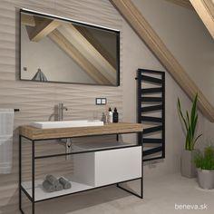MALÉ KÚPEĽNE - Riešenia & Dizajn / BENEVA Double Vanity, Bathroom, Washroom, Full Bath, Bath, Bathrooms, Double Sink Vanity