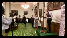 Anna Kennedy on line Speaking at House of Commons