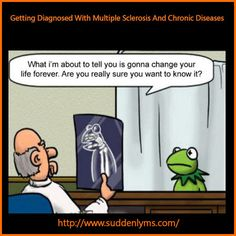 WELCOME TO ~ SUDDENLY MULTIPLE SCLEROSIS