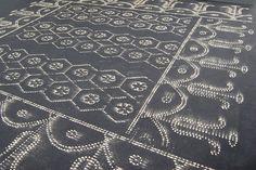 'Sand Carpets' by design studio muurbloem