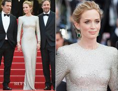 emily blunt cannes 2015 - in Stella McCartney gown.