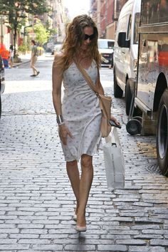 sarah Jessica Parker See Through | Photos of Sarah Jessica Parker's Fashion In NYC | POPSUGAR ...