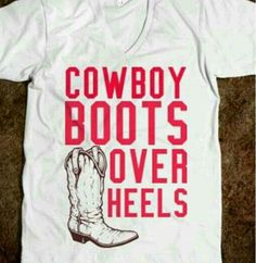 Cowboy boots - JD's Boutique - Skreened T-shirts, Organic Shirts, Hoodies, Kids Tees, Baby One-Pieces and Tote Bags Country Look, Country Girl Style, Country Fashion, Country Outfits, Country Chic, Country Girls, Cowgirl Style, Cowgirl Boots, Boho Boots