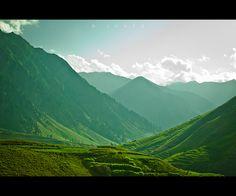 Journey to Naraan.  Northern Pakistan