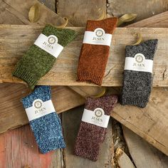 """""""Peaceful Day"""" 5 Pairs Mens Boys Socks Cotton Knit Cozy Fuzzy Warm Casual Socks #Unbranded #Casual"""