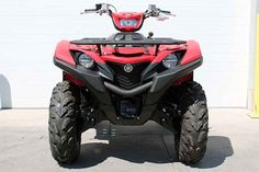 New 2016 Yamaha Grizzly ATVs For Sale in Texas.
