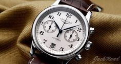 LONGINES Master Collection Chronograph / Ref.L2.669.4.78.3