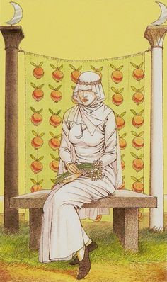 SBC-II - The High Priestess