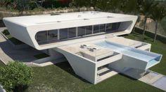 modern villa algarve portugal
