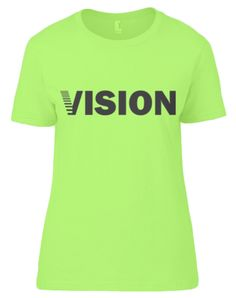 This T-shirt is our own original design, and can come in either Grey, Light Blue, Neon Blue, Neon Green, Neon Orange, Neon Yellow, Red or White.
