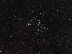 Messier 6, otherwise known as NGC 6405 and the Butterfly Cluster