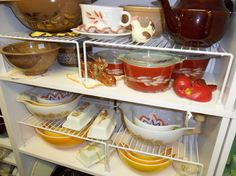 Pyrex at Old River Valley Antique Mall....love it!!!!