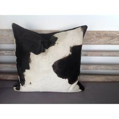 Hide Cushion Cover