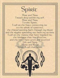 Spirit Evocation - Click Image to Close