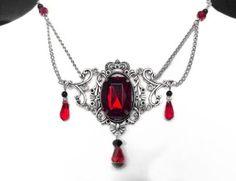 Goth Shopaholic: Beautiful and Elegant Gothic Victorian Jewelry from Venezuela