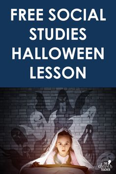 "This free social studies halloween lesson will help you integrate social studies into your Halloween festivities. The ""Golden Arm"" ghost story is spooky and educational! #5thGrade #MiddleSchool #Halloween 7th Grade Social Studies, Teaching Social Studies, Teaching History, 7th Grade Classroom, History Projects, Teacher Blogs, Halloween History, Middle School, Clever"