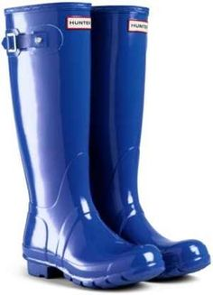 Gorgeous Hunter wellies!!