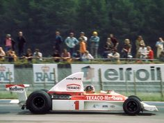 1975 McLaren | ... Fittipaldi won the 1975 British Grand Prix at Silverstone for McLaren