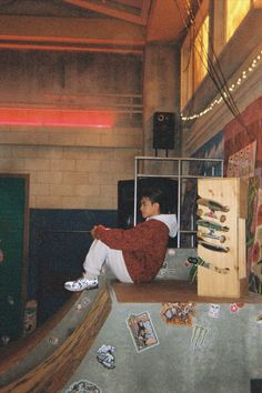 Baekhyun second mini album Foto Chanyeol Exo, Baekhyun Fanart, Sehun, Exo Group, Color Quotes, Exo Members, Chanbaek, Cute Guys, Photo Book