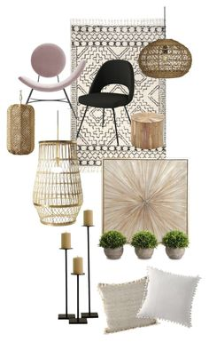 CONCEPT 2 by chesyj on Polyvore featuring interior, interiors, interior design, home, home decor, interior decorating, Mitchell Gold + Bob Williams, Serena & Lily, Saro Lifestyle and Lala + Bash