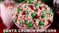 Grinch Popcorn - Two Sisters Best Sugar Cookie Recipe, Best Sugar Cookies, Peanut Butter Cookies, Cookie Recipes, Christmas Sprinkles, Christmas Snacks, Christmas Cookies, Christmas Girls, Xmas
